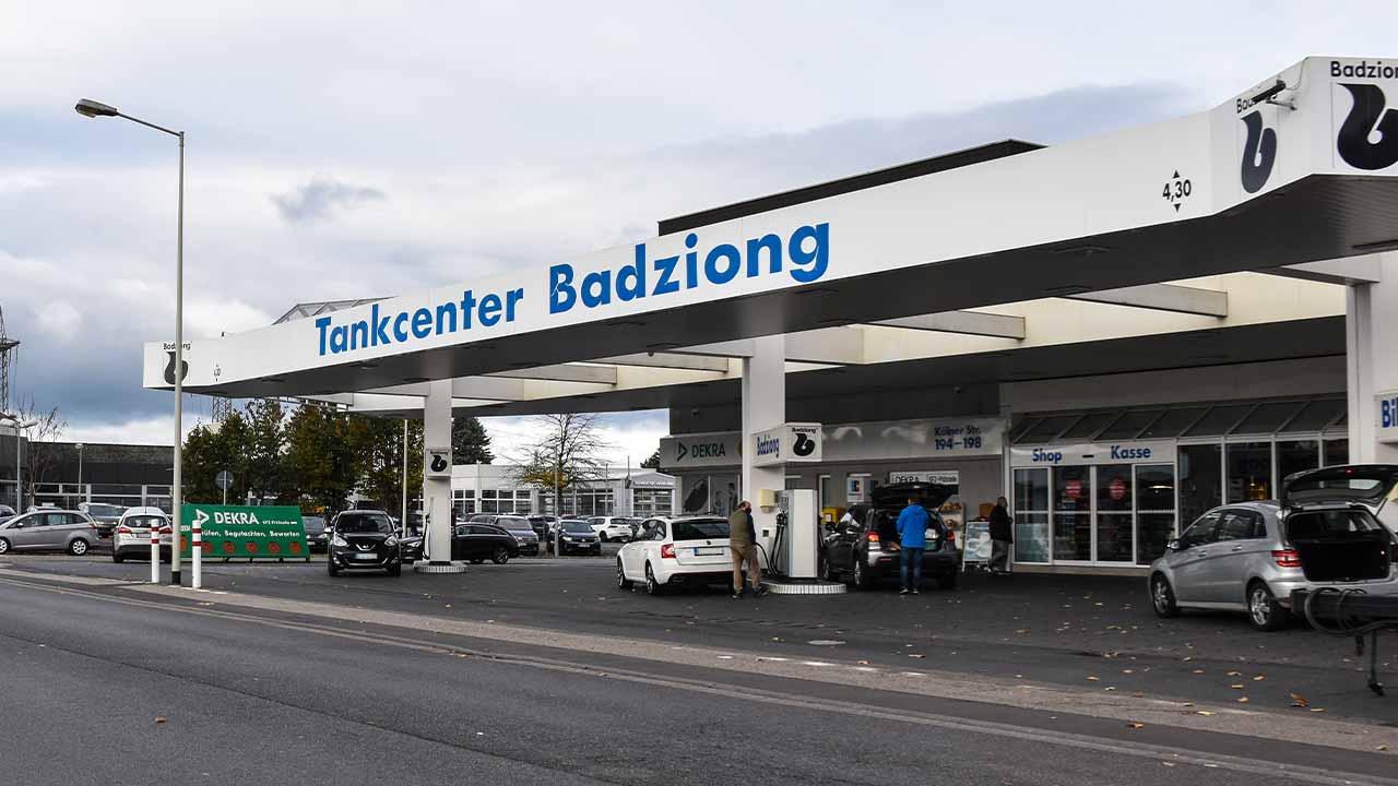 Badziong Mobility - Tankstelle Frechen